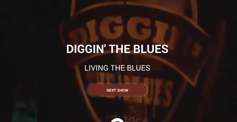 Diggin' The Blues – Neue Website ist online